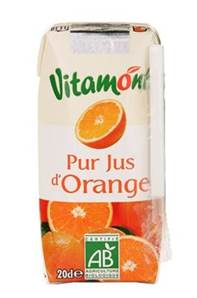 Mini Tetra Jus d' Orange x 6 AB