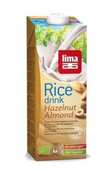 Rice Drink Noisette Amande AB