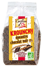 Krounchy Epeautre Chocolat AB