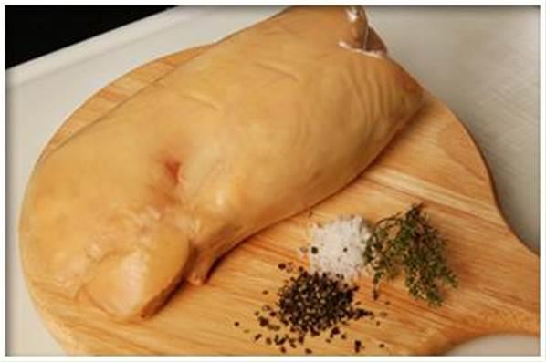 Foie gras et confits de canard - Cuisiner un foie gras frais ...