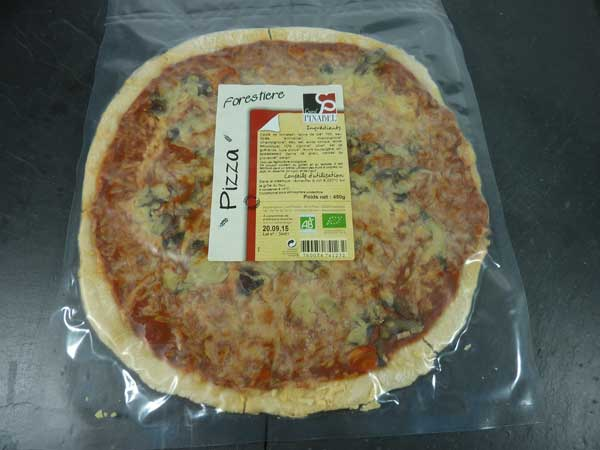 Pizza Forestière 450g AB