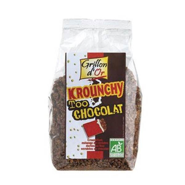 Krounchy Too chocolat AB