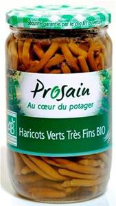 Haricots verts Vrac T.Fins AB